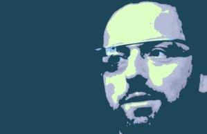 Sergey Brin Google Pop Art