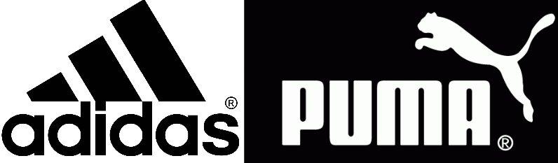 Adidas Puma: logo