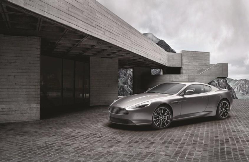 Aston Martin DB9 GT Bond Edition: la supercar per pochi