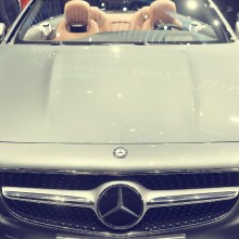 Mercedes-Benz Classe S 500 cabrio