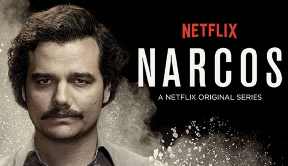 Wagner Moura Netflix Narcos