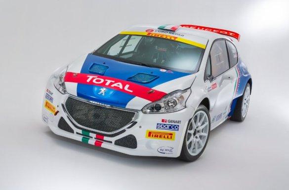 Peugeot Sport Rally
