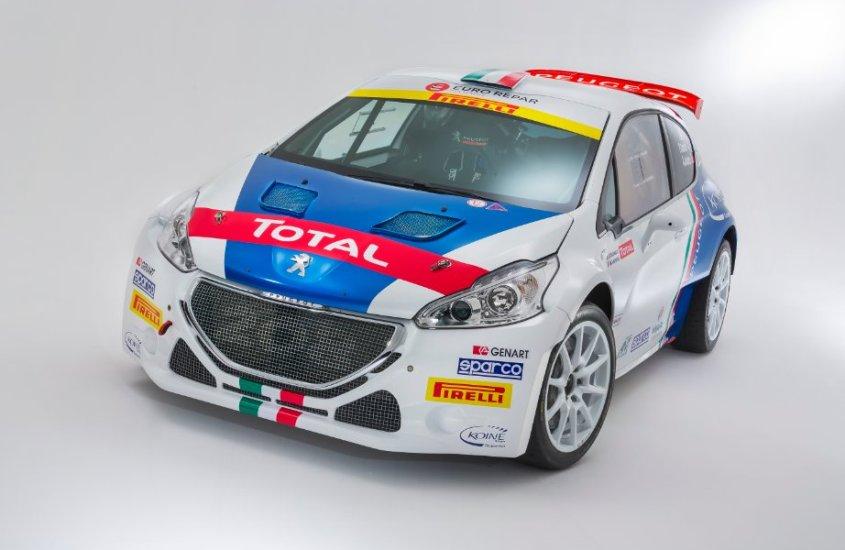 Peugeot Sport CIR 2016: il Leone a caccia della Stella