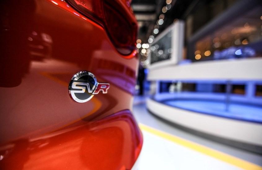 Jaguar F-Type SVR: perfetta fusione tra fascino e velocità