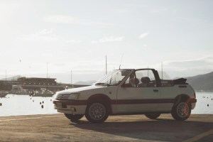Peugeot 205 CTI 1986