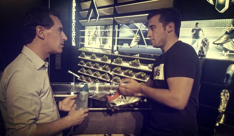 Mercury Pack adidas football: ce ne parla Maximilian Gassner
