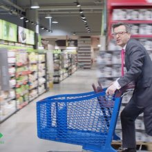 Carrefour Tifa Azzurro