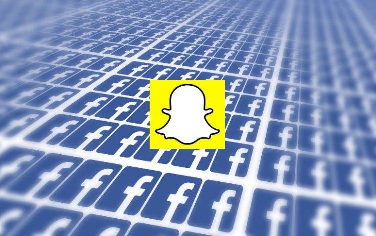 Facebook Live Snapchat