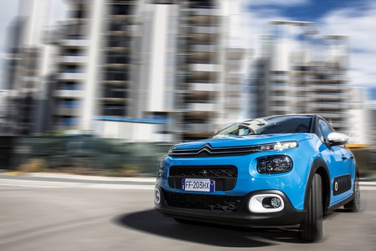 Citroen C3 Facebook Only Limited Edition