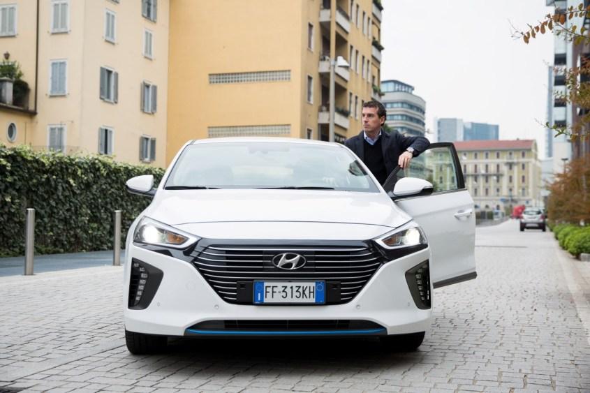 Hyundai IONIQ - photo Stylology.it by Valentina Melzi
