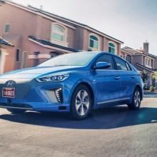 Hyundai IONIQ a guida autonoma