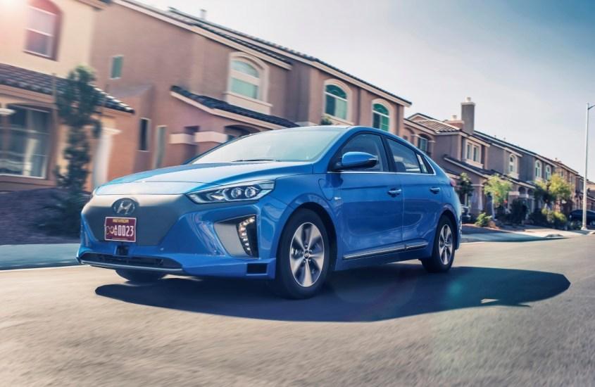 Hyundai IONIQ a guida autonoma: un laboratorio d'innovazione
