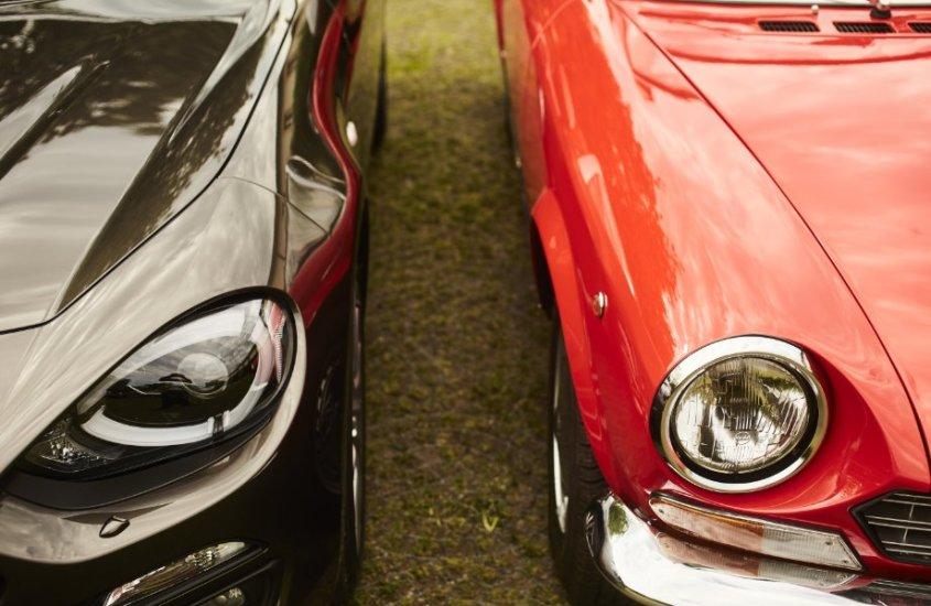 Buon compleanno Fiat 124 Spider: 50 anni e non sentirli