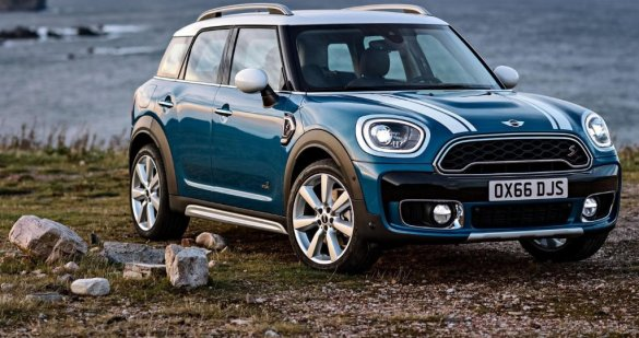 MINI Countryman Los Angeles