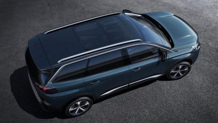Peugeot 5008 design