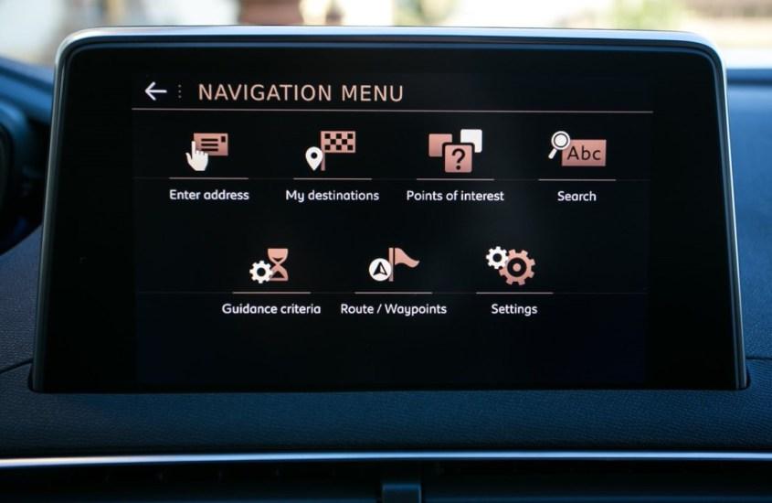 Peugeot i-Cockpit: ecco come usare Android Auto