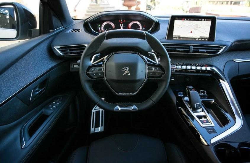 Peugeot i-Cockpit: ecco il Mirror Screen al nostro servizio