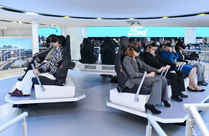Tecnologia e Sostenibilità: parla Elena Cortesi di Ford Motor Company