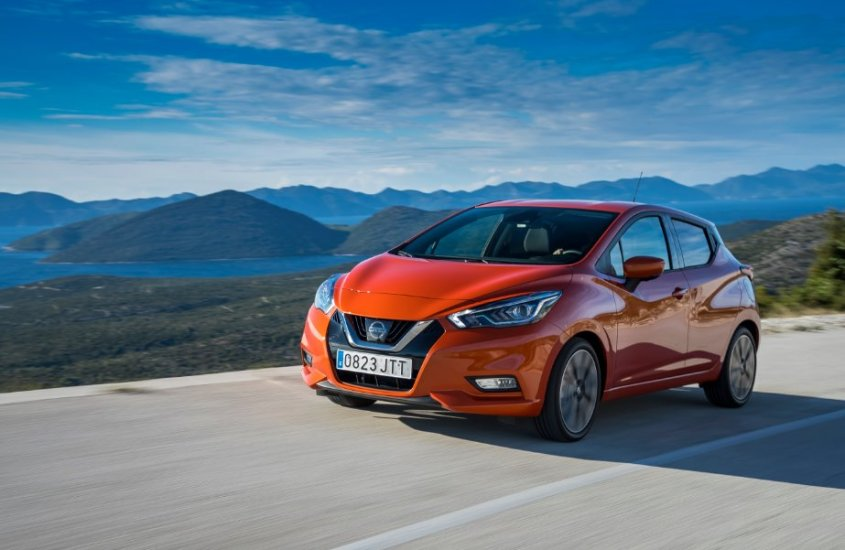 Nuova Nissan Micra: stile sportivo, comodità e alta tecnologia