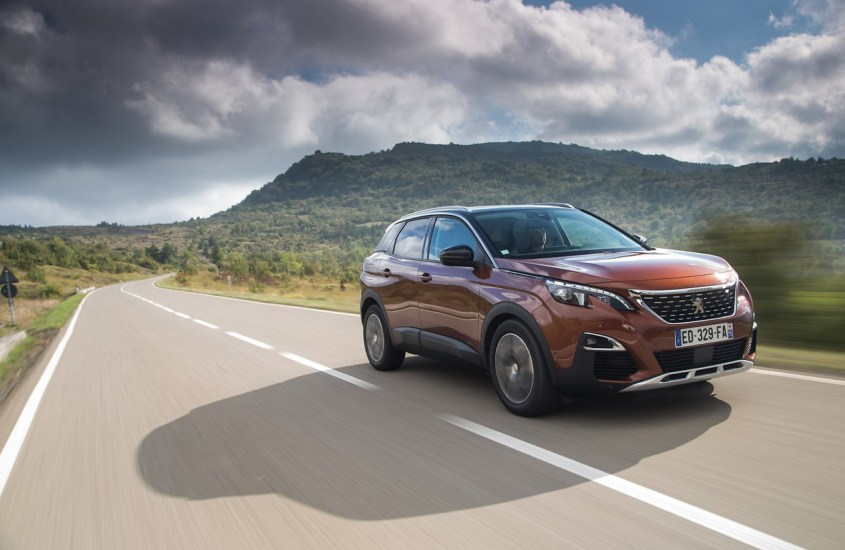 Car of the Year 2017: trionfa il nuovo SUV Peugeot 3008
