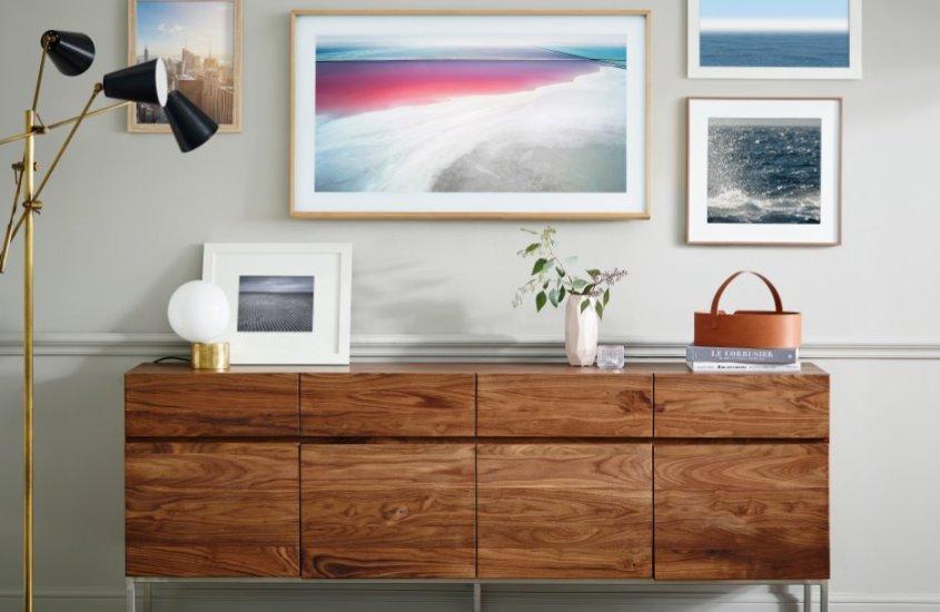 The Frame: la nuova televisione Samsung più bella di un quadro