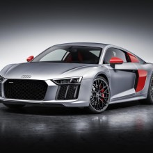 Audi R8 V10 Coupé limited edition