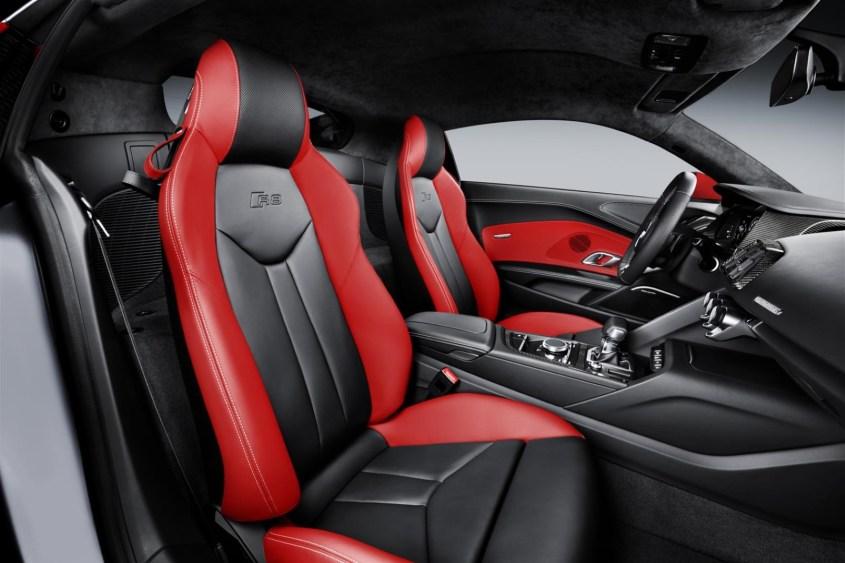 Audi R8 V10 Coupé limited edition