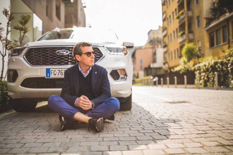 Ford Kuga Vignale Milano Design Week 2017