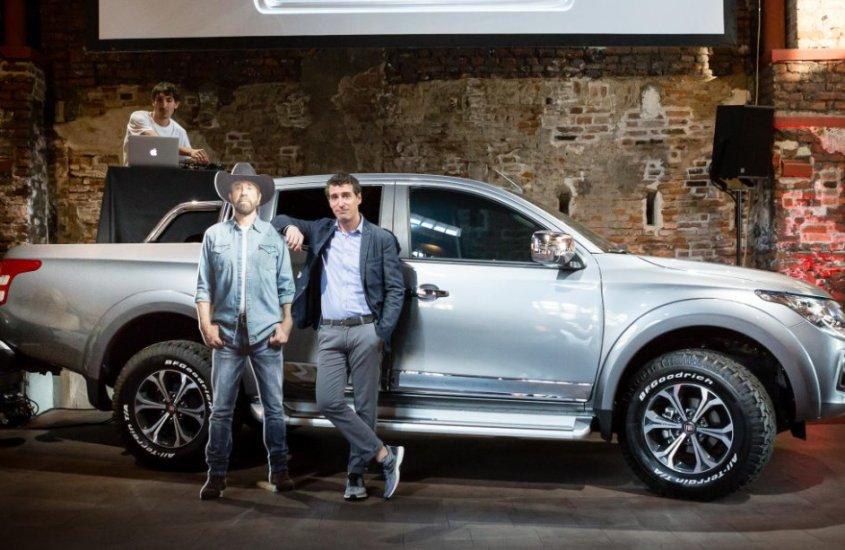Be Chuck Or Be Pro: Fiat Professional con il mitico Chuck Norris