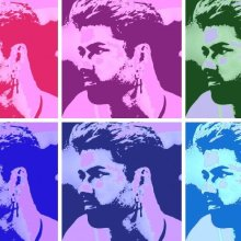 George Michael PopArt
