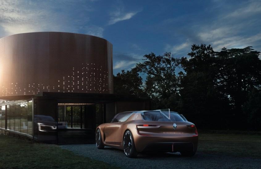 Renault SYMBIOZ Concept: auto e casa entrano in simbiosi