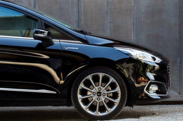 Ford Fiesta Vignale meccanica