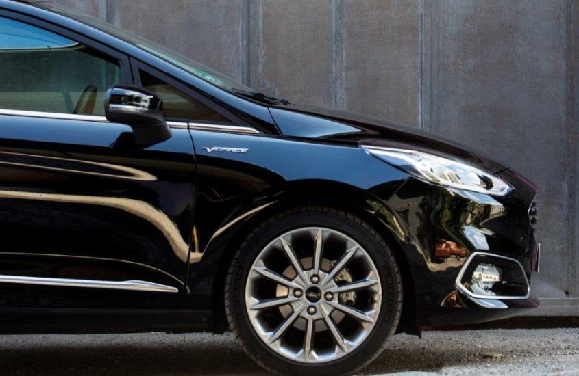 Ford Fiesta Vignale: l'importanza dell'aspetto sensoriale