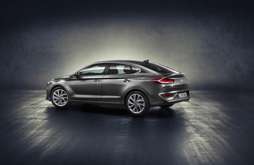 Hyundai i30 Fastback: la prima coupé cinque porte del segmento