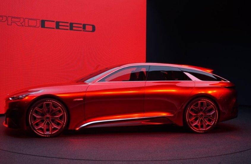 Kia Proceed Concept: prototipo da sogno al Salone di Francoforte