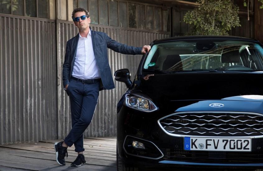Ford Fiesta Vignale: una lussuosa creatura hi-tech