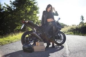 Francesca Venturini ebay moto