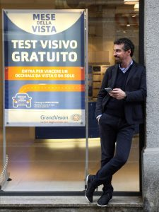 Occhio alla Strada GrandVision Italy