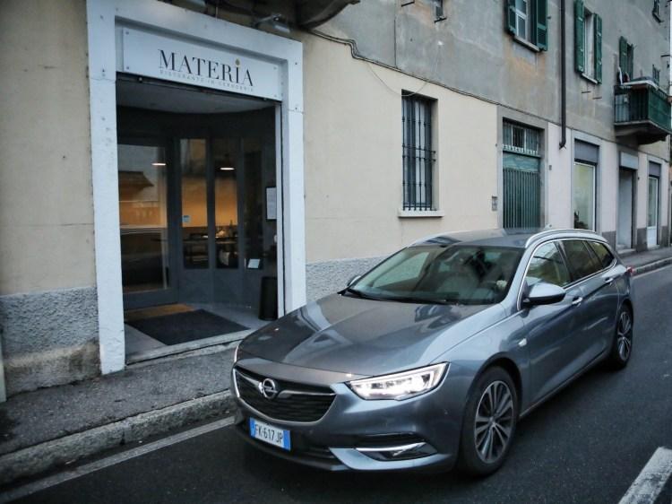 Materia di Cernobbio Opel Insignia
