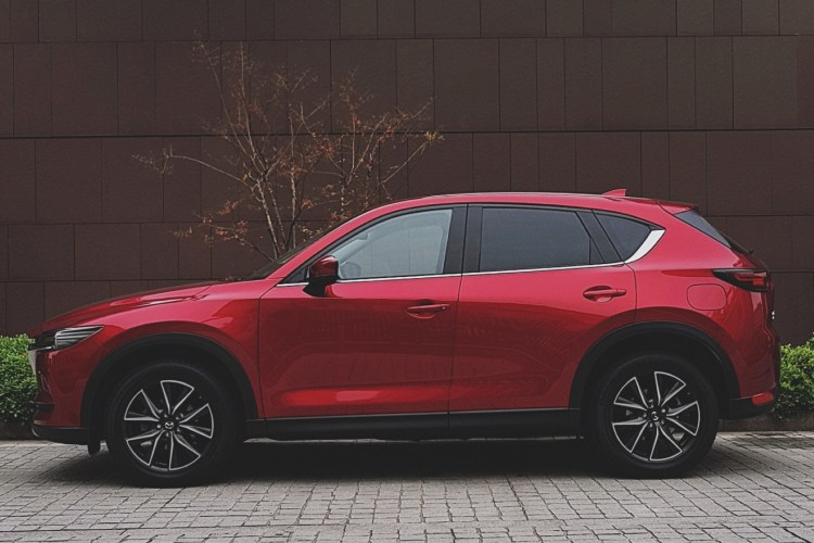 mazda cx-5 stylology