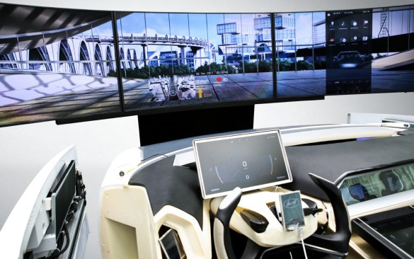 Intelligent Personal Cockpit