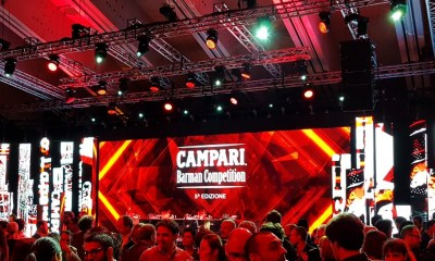 Campari Barman Competition
