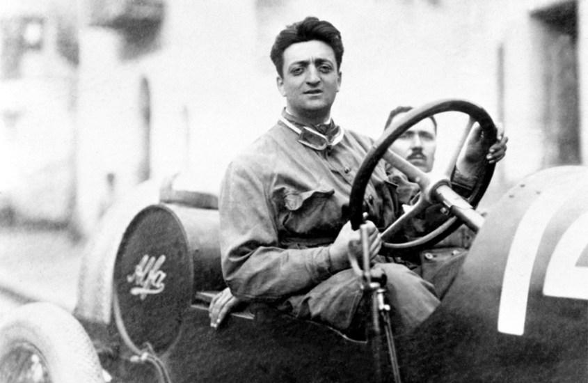 Enzo Ferrari: l'uomo che ha creato l'eccellenza fra le eccellenze italiane