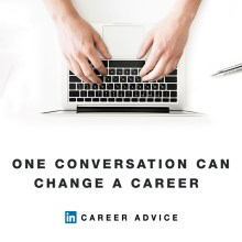 Career Advice Linkedin