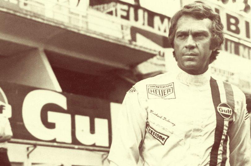 Steve McQueen: la vita da pilota di un attore fenomenale