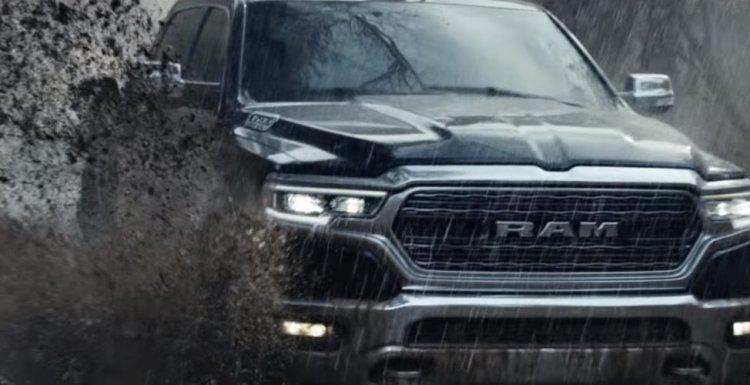 Super Bowl 2018 Ram Trucks