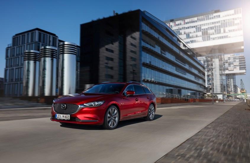 Mazda6 Wagon: restyling di lusso al Salone di Ginevra