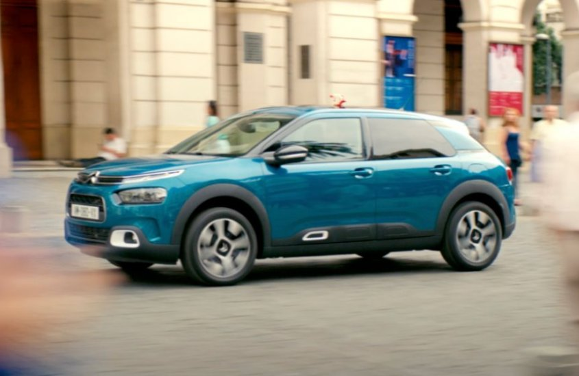 Citroën C4 Cactus: comfort is the new cool