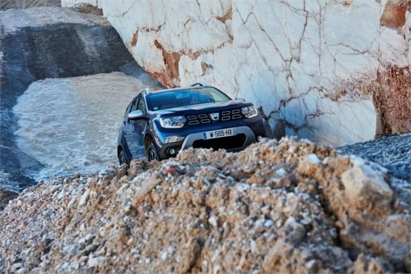 nuovo Dacia DUSTER