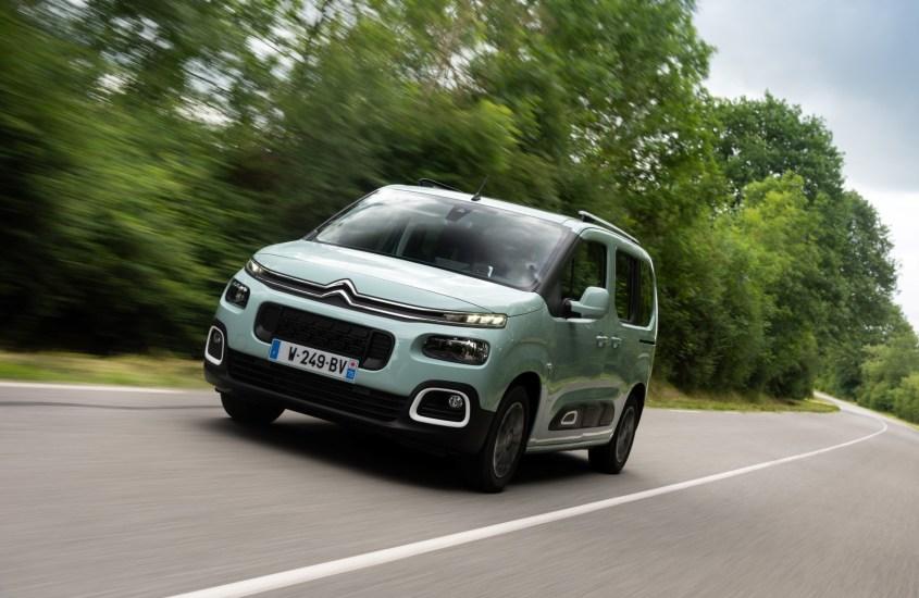 Nuovo Citroën Berlingo: praticità e stile per il nuovo multispazio